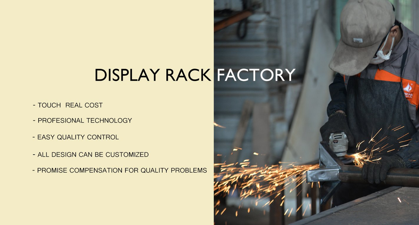 Stone Display Rack Factory