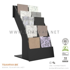 Engineered Stone Sample Desk Stand