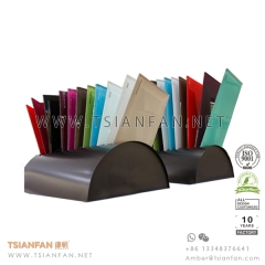 Glass Tile Samlple Table Display Stand