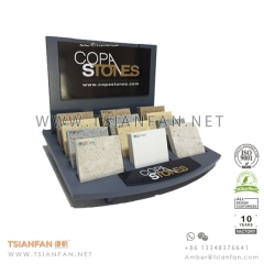 Granite and Marble Stone Sample Display Stand