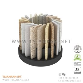Rotatable Stone Counter Stand for Granite and Marble Quartz