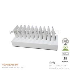 MDF Marble and Artificial Stone Counter Display Stand for Sample Chip