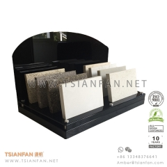 Marketing Solution Quartz Surface and Stone Granite Desk Stand