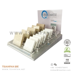 Granite Stone Counter Display Stand for Stone Sample Chip