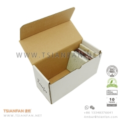 Solid Surface Quartz Stone Sample Display Box