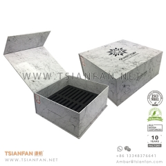 Quartz Stone Tile Sample Box Factory