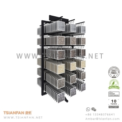 Hanging Mosaic Tile Sample Showroom Display Rack