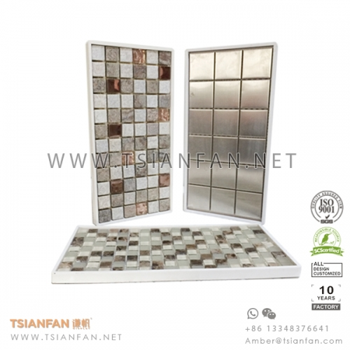 Mould Stone Mosaic Tile Tray