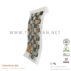 Acrylic Hanging Mosaic Tile Display Panel