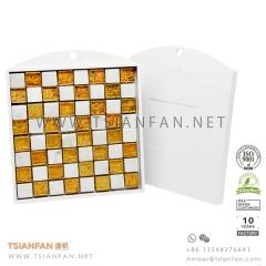 Plastic Mosaic Tile Display Board