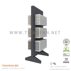 Stone Mosaic Tile Display Rack