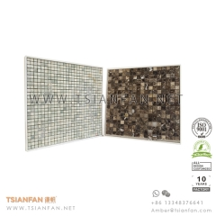 Mould Marble Mosaic Tile Display Frame