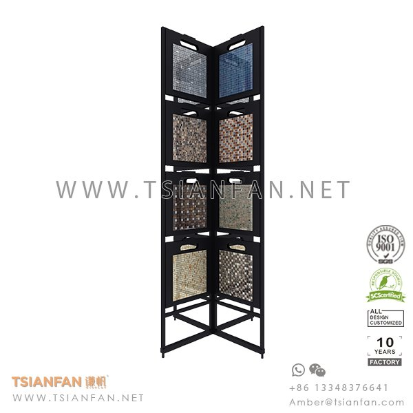 Mosaic Tile Display Rack