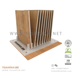 Wood Flooring Tile Display Stand