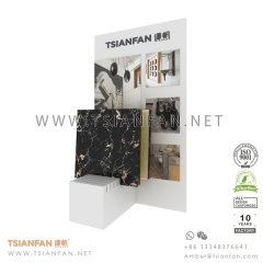 Ceramic Flooring Tile Sample Display Solution
