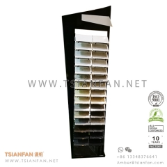 Engineered and Quartz Stone Sample Display Rack