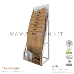 Flooring Tile Showroom Display Stand
