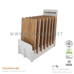 Wooden Flooring Tile Display Stand