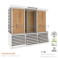 Flooring Tile Showroom Display Rack