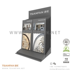MDF Ceramic Tile Display Stand