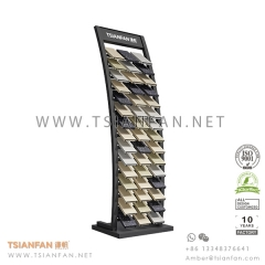 Stone Tower Display For Quartz,Marble Tower
