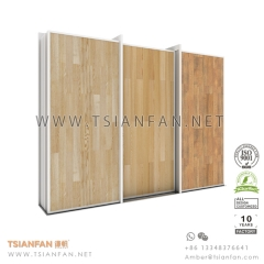 Sliding Flooring Tile Showroom Display