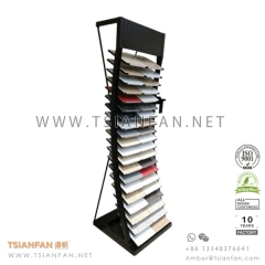 Showroom Granite,Quartz Stone Sample Display Stand