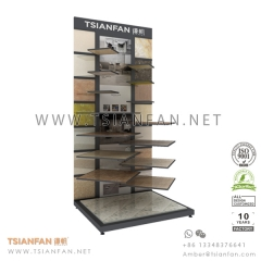 Porcelain Tile Display System
