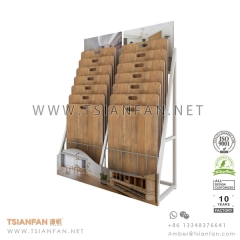 Flooring Tile Sample Board Display Rack