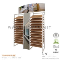 Wooden Flooring Tile  Sample Display