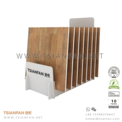 Wood Flooring Tile Display Rack