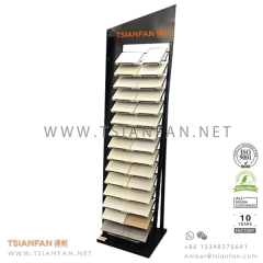 Technistone Display Rack for Quartz Surface and Granite Sample