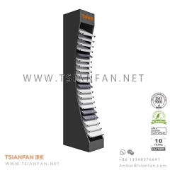 Showroom Porcelain,Quartz Stone Tile Display Rack