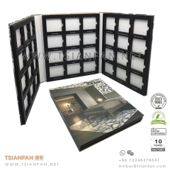 Porcelain Tile Sample Folder