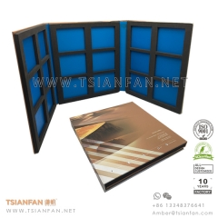 Marble Stone Sample Display Book