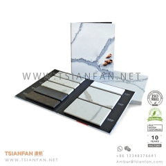 Quartz Surface Sample Folder