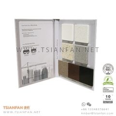 Artifical Stone Tile Sample Display Folder