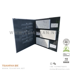 Paving Stone Sample Folder