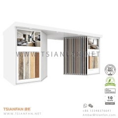 Sliding Pocelain Tile Showroom Display Item