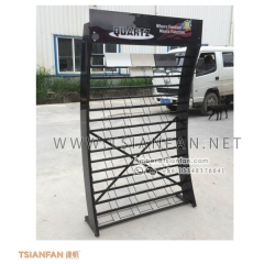 Custom MSI display rack for Artificial Stone and Engineered Stone