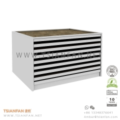 Display Drawer for Tile Showroom , Cermaic Tile Display Stand