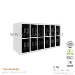 Tile Showroom File Cabinet, Ceramic Tile Showroom Display Shelf