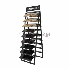 Ledge Stone Tile Display Rack ,Stone Tile Stand