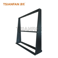 Granite slab display rack,Marble slab display rack fixed SD041