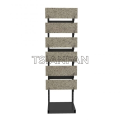 Ceramic Tile Samples For Floors Step Display Shelf