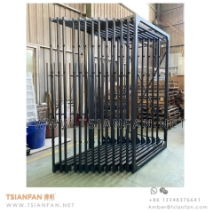 Ceramic Tile Display Rack for Tile Showroom